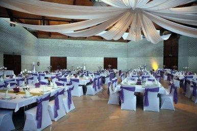 Decken Dekoration Fur Hochzeiten Romantisch